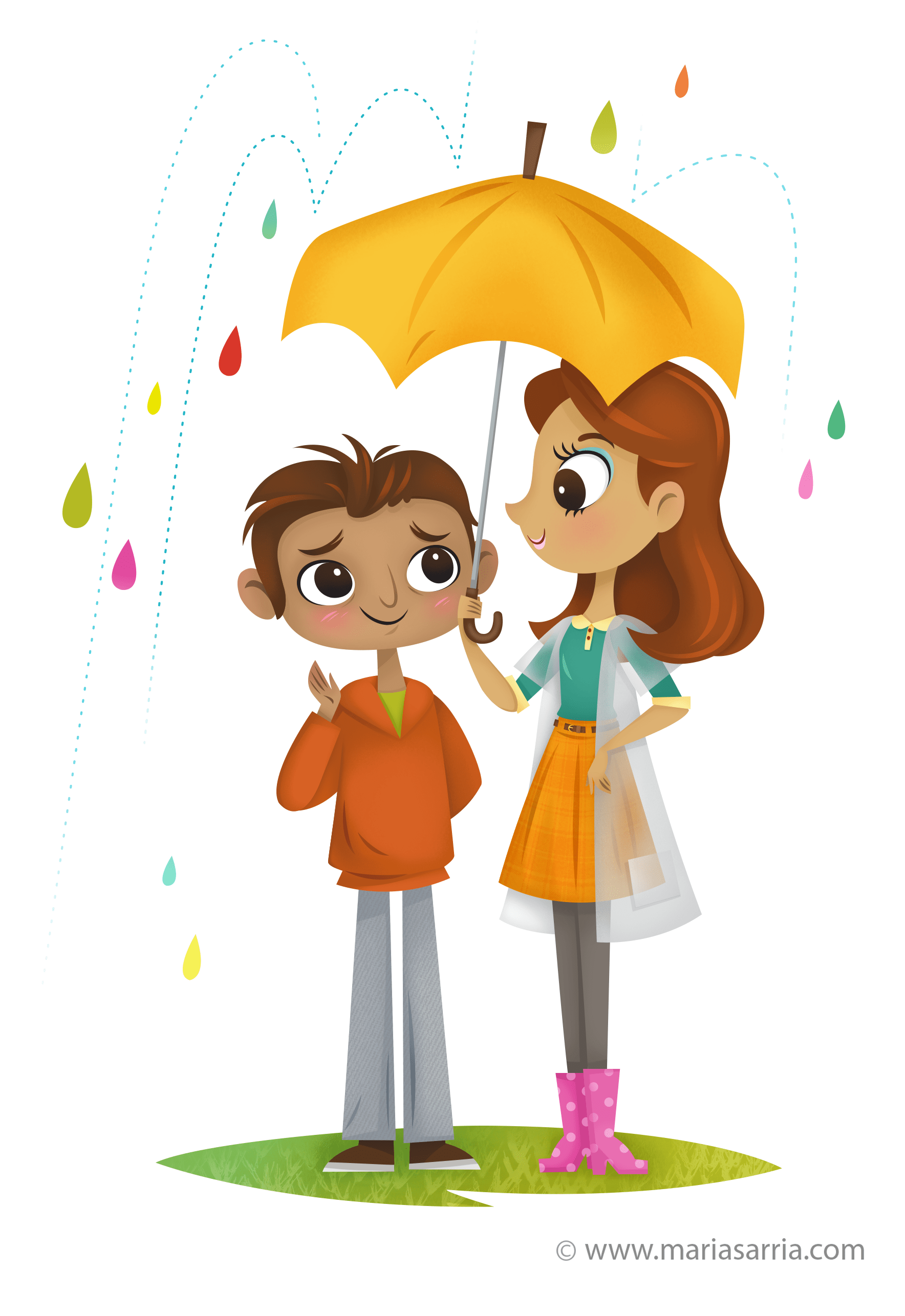 Rainy Day | Personal Work